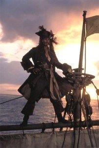 Пиратский день рождения, организация