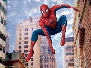День рождения сценарий Человек паук