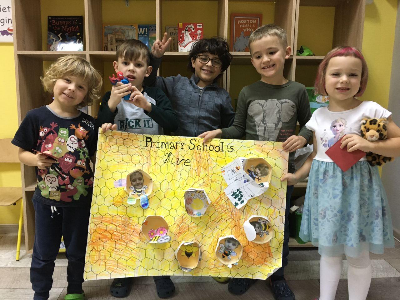 Группа primary - 5-6 лет