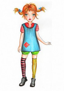 pippi_longstocking_by_funandcake-d5f4t72