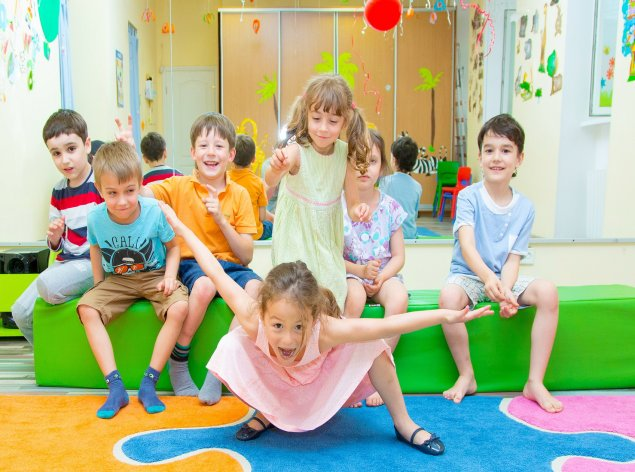 организация детского дня рождения в Киеве